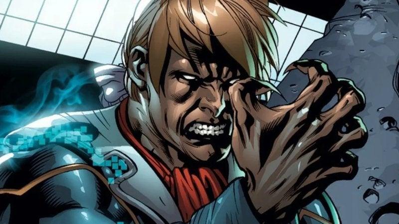 X-Men Mutant Killers Donald Pierce