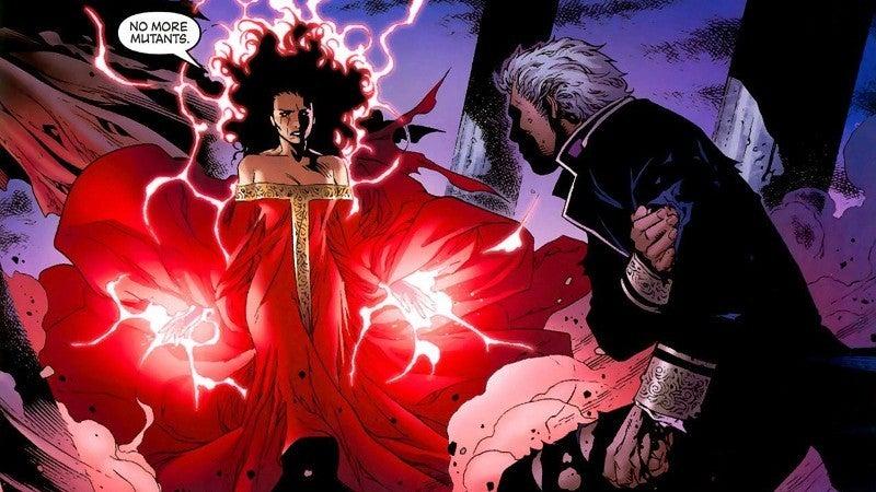 X-Men Mutant Killers Sarlet Witch