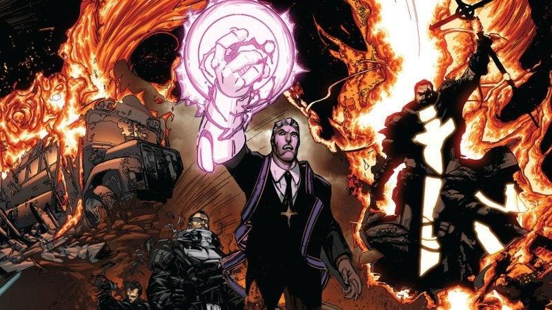 X-Men Mutant Killers William Striker