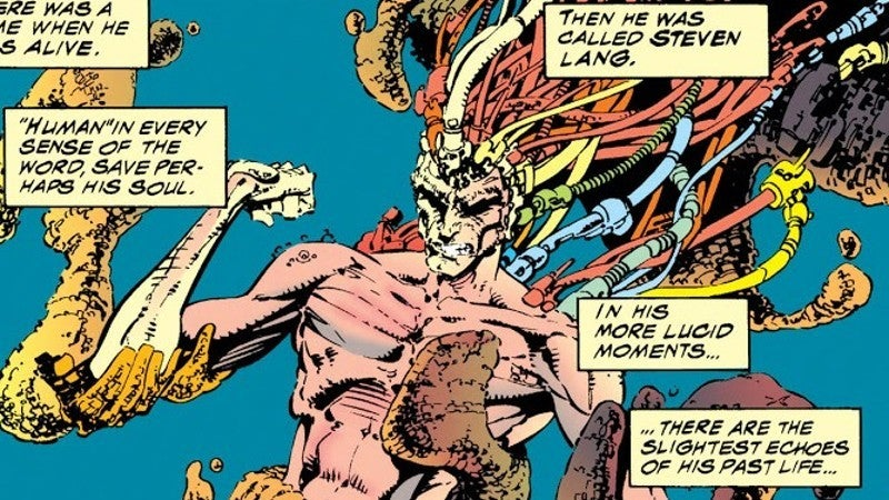 X-Men Stephen Lang Wors Mutant Killers House of X