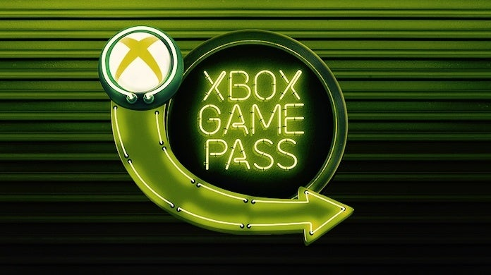 xbox game pass yellow