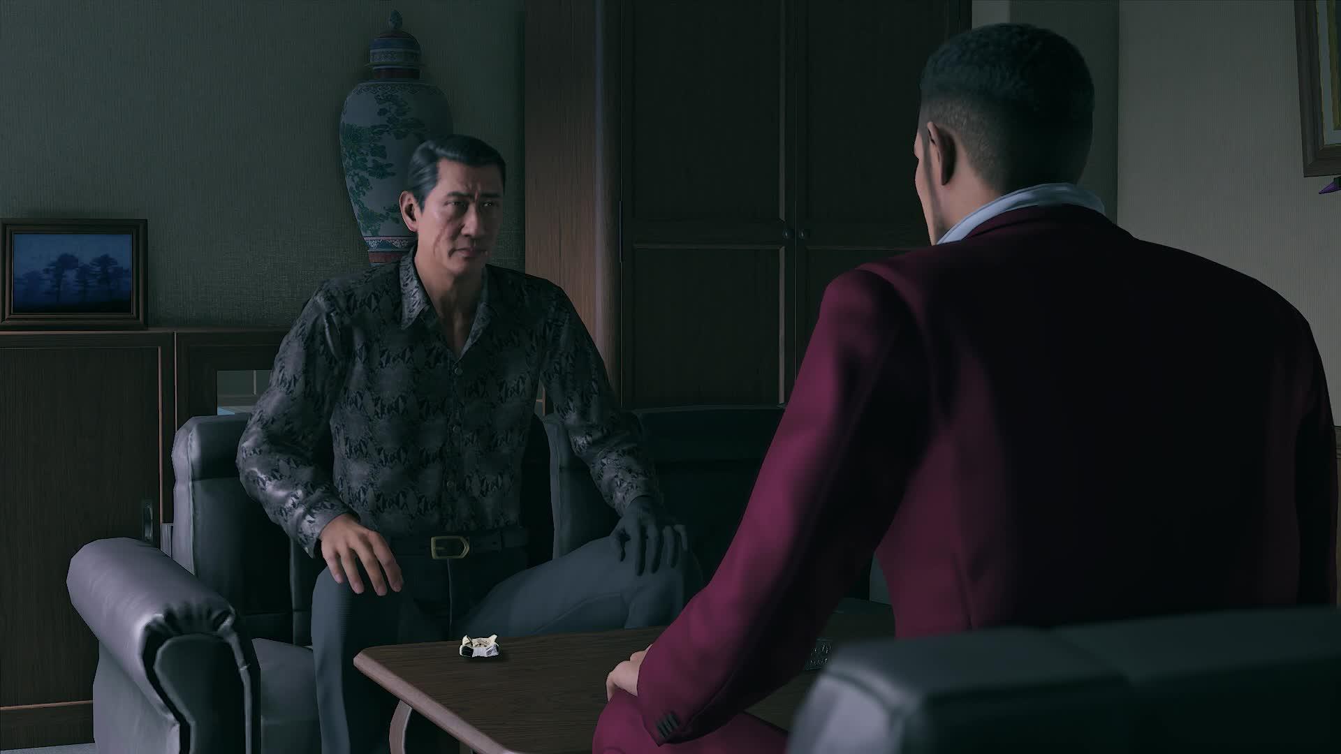 Yakuza: Like a Dragon - Announcement Trailer [HD] screen capture