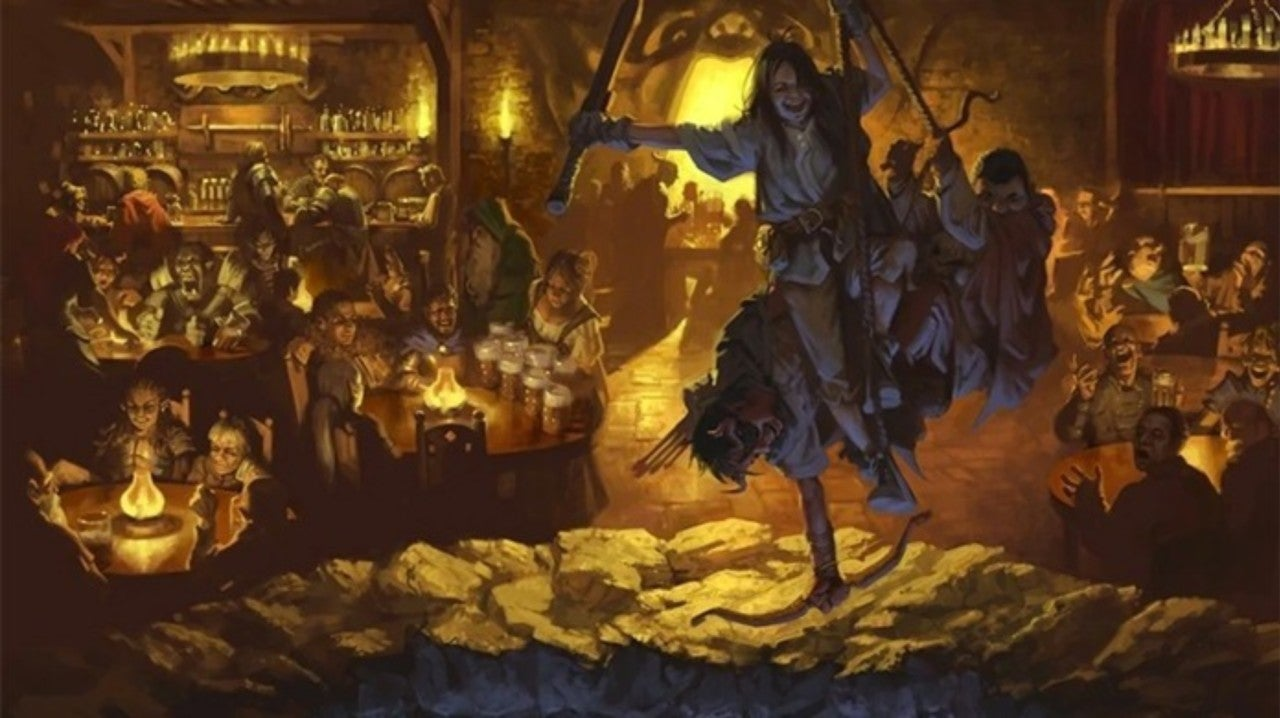 Iconic Dungeons & Dragons Location Is Becoming a Massive Miniature
