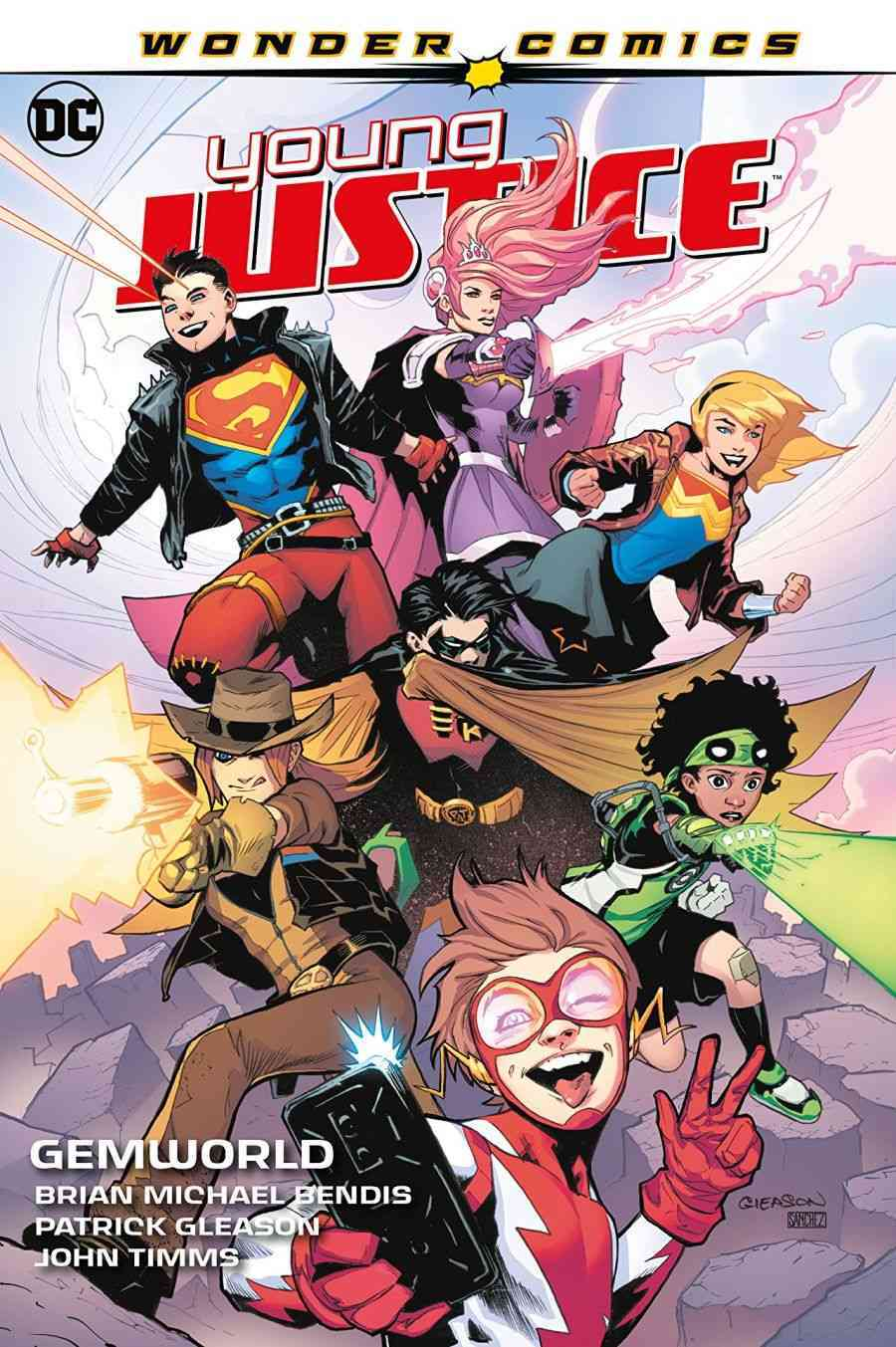 Young Justice Vol 1 Gemworld