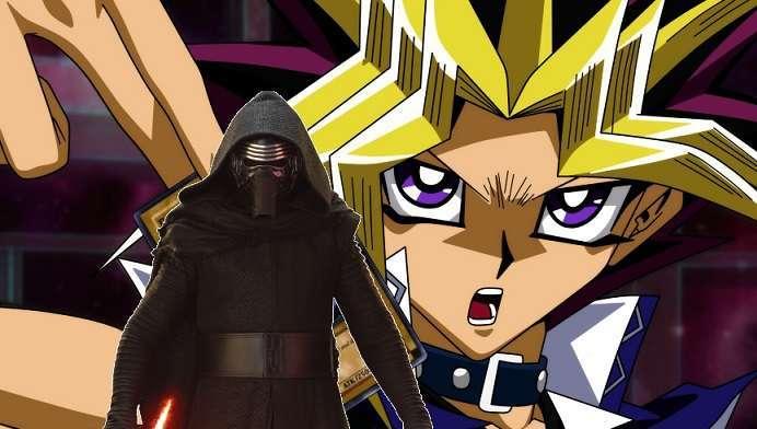 Yu-Gi Star Wars