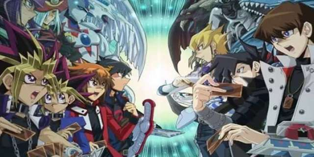 New Yu-Gi-Oh Anime Will Kick Off A Major Franchise Milestone