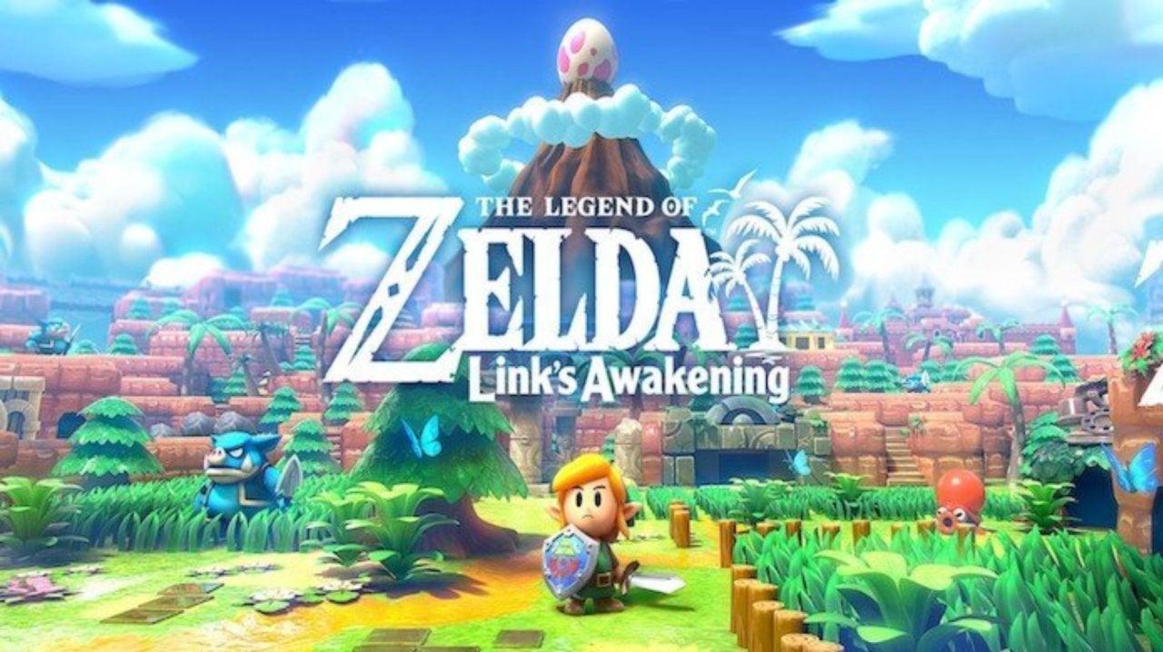 The Legend of Zelda: Link's Awakening Reveals New Story Trailer