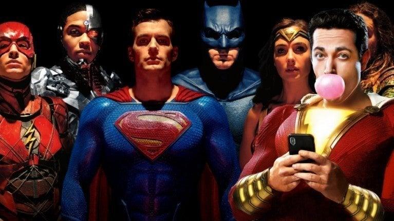 Zhazam Justice League