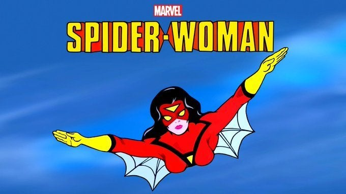 1979 Spider-Woman