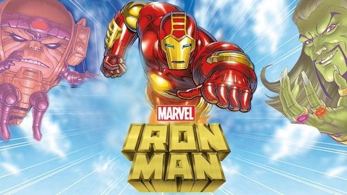 1994 Iron Man