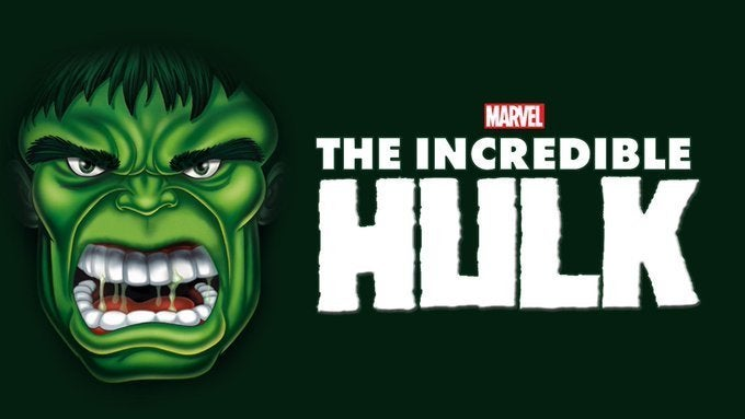 1996 The Incredible Hulk