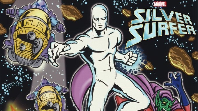 1998 Silver Surfer