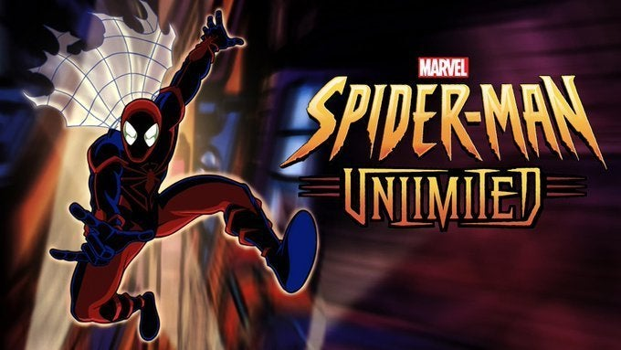 1999 Spider-Man Unlimited
