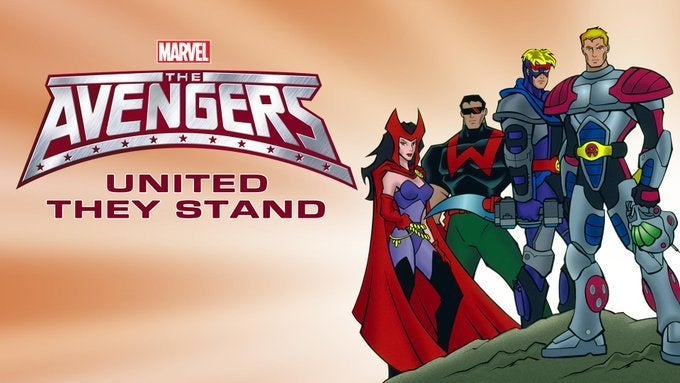 1999 The Avengers United They Stand