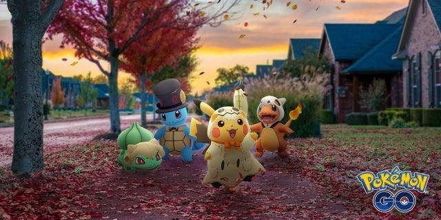 Pokemon Go Announces Halloween Event