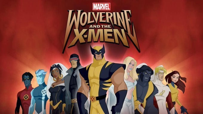 2009 Wolverine and the X-Men