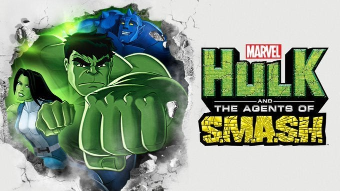 2013 Hulk and the Agents of SMASH