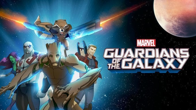 2015 Guardians of the Galaxy