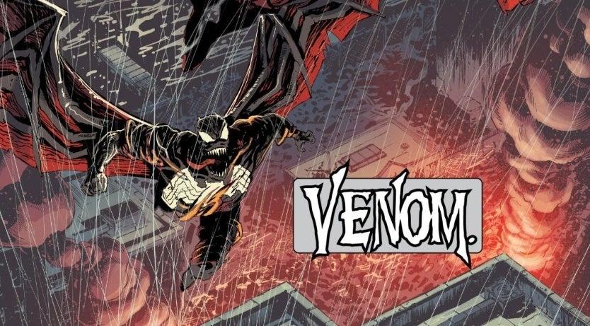 absolute carnage venom symbiote