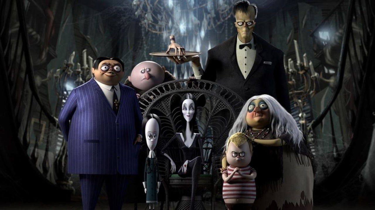 The Addams Family 2 Is Already in the Works