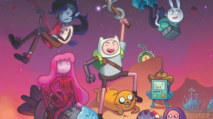 adventure time distant lands cropped hed