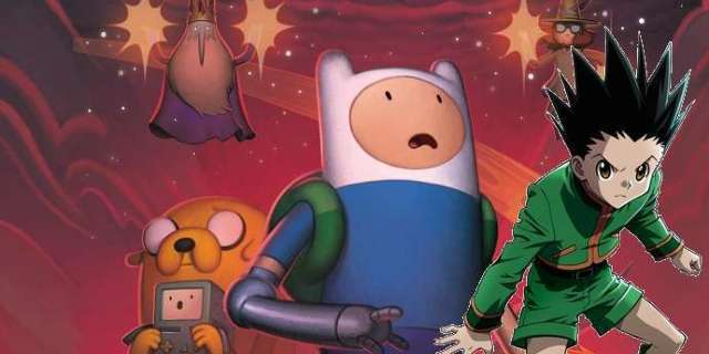 Adventure Time Gon