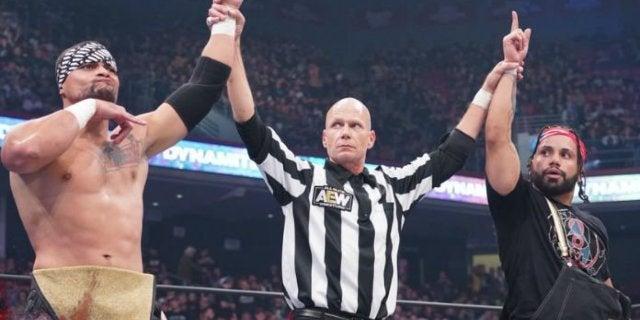Santana and Ortiz Explain Why They Chose AEW Over WWE