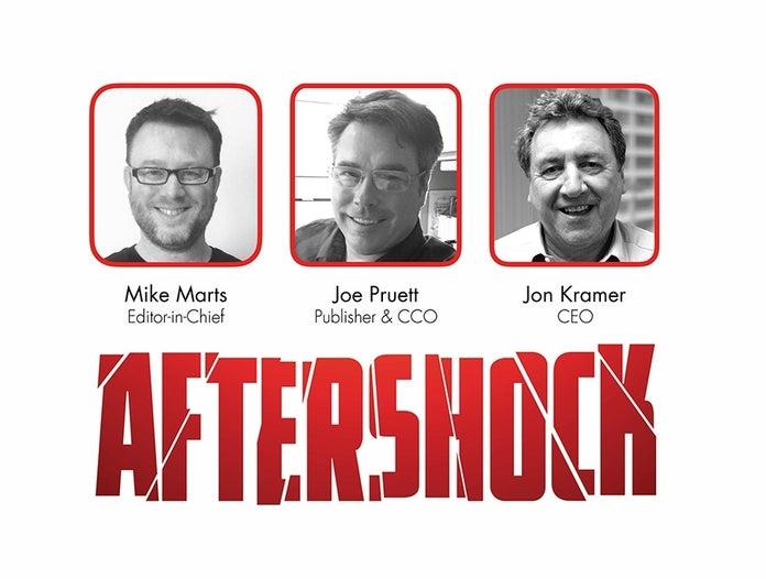AfterShock-Comics-Team