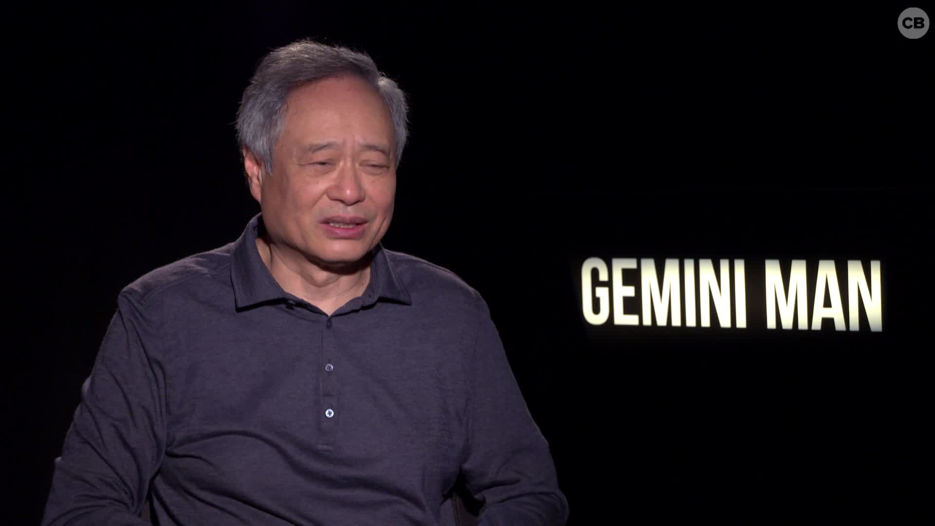 Ang Lee Talks Gemini Man - Exclusive Interview screen capture