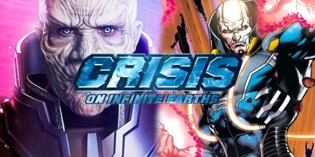 First Look: LaMonica Garrett As Crisis on Infinite Earths Villain The Anti-Monitor