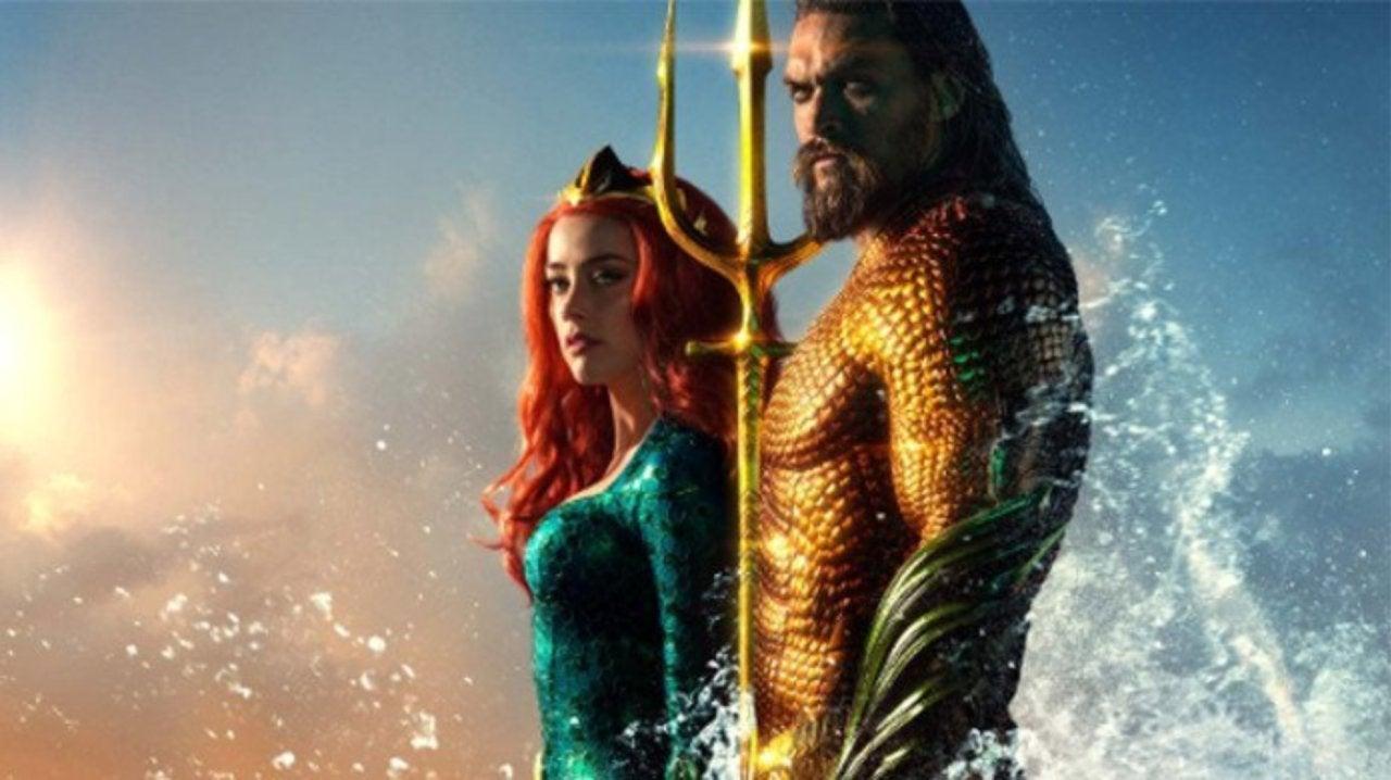 Aquaman Star Amber Heard Uses Jason Momoa Photo to Expose Instagram's Double Standard on Nudity