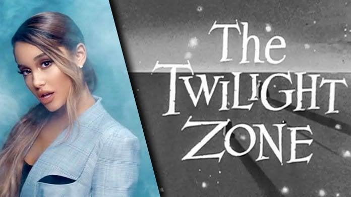 ariana grande twilight zone halloween