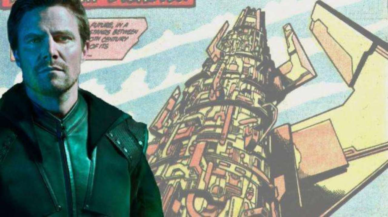 Is Oliver's mission to help The Monitor build a Cosmic Tuning Fork?