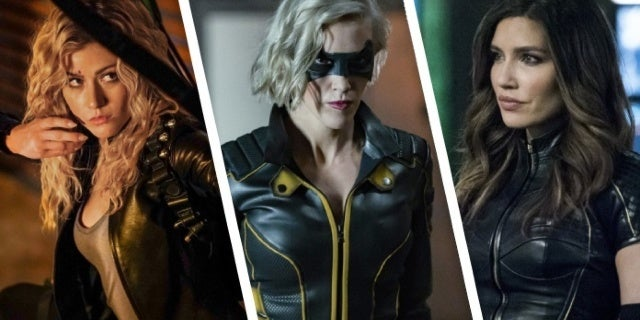 Arrow EP Addresses How Final Season Sets Up Canaries Spinoff