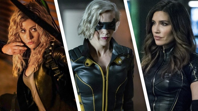arrow spinoff canaries