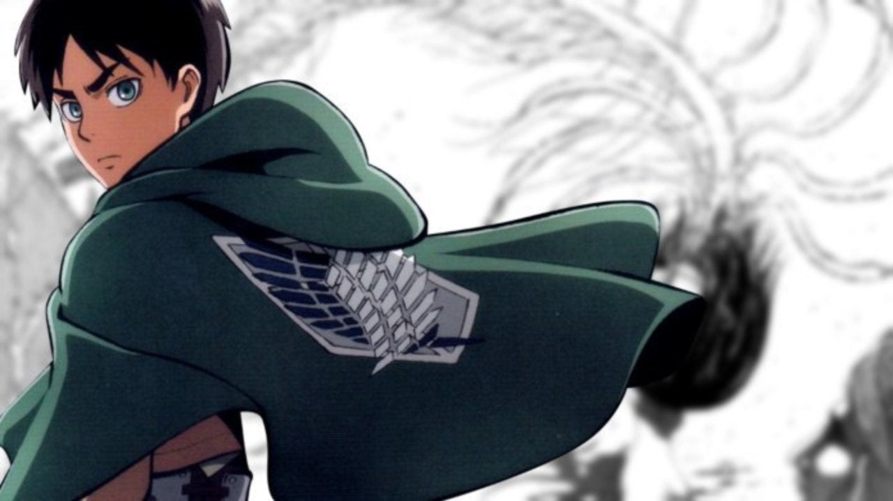Attack on Titan Gives Eren A Truly Memorable Power-Up