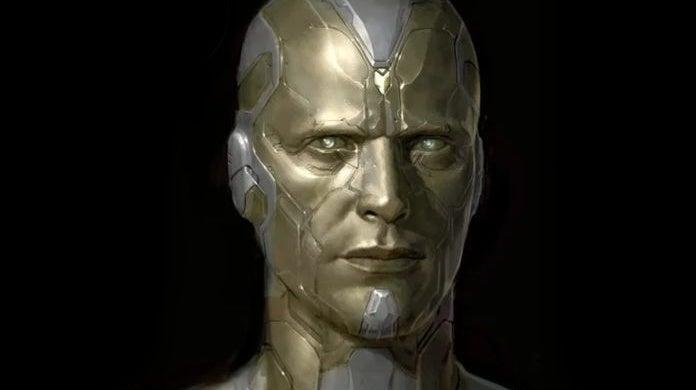 avengers marvel studios vision white ryan meinerding