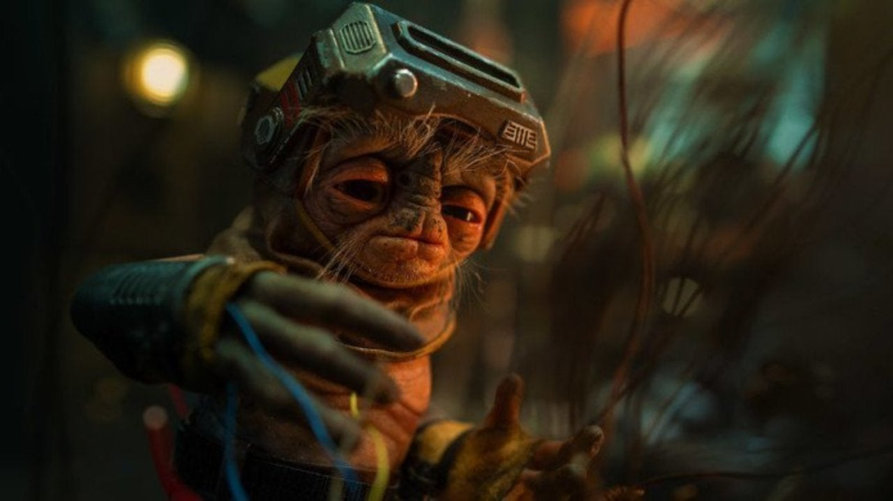 Star Wars Releases Extended Babu Frik Scene From The Rise of Skywalker