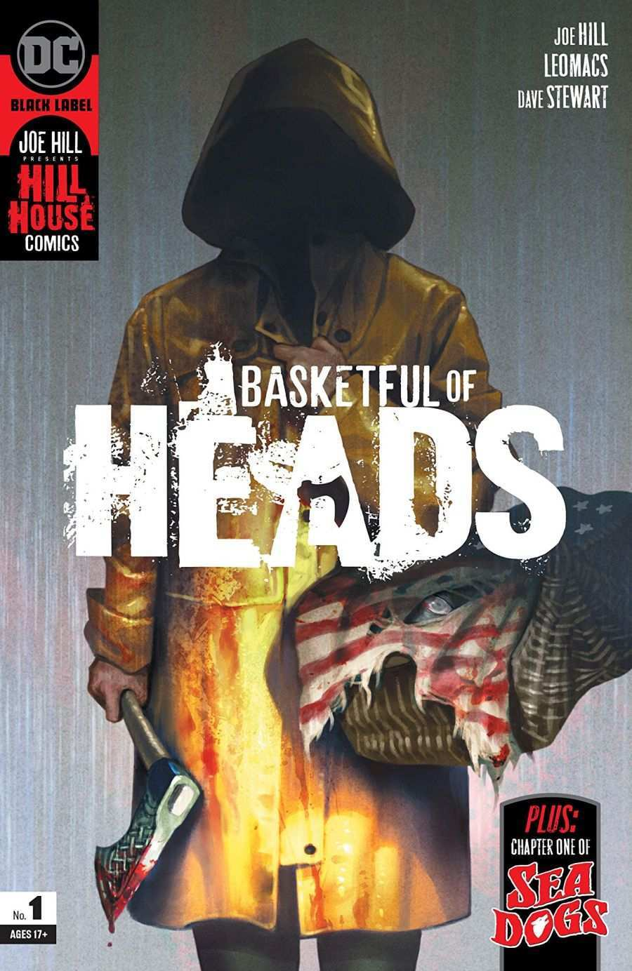 Baskeful of Heads #1
