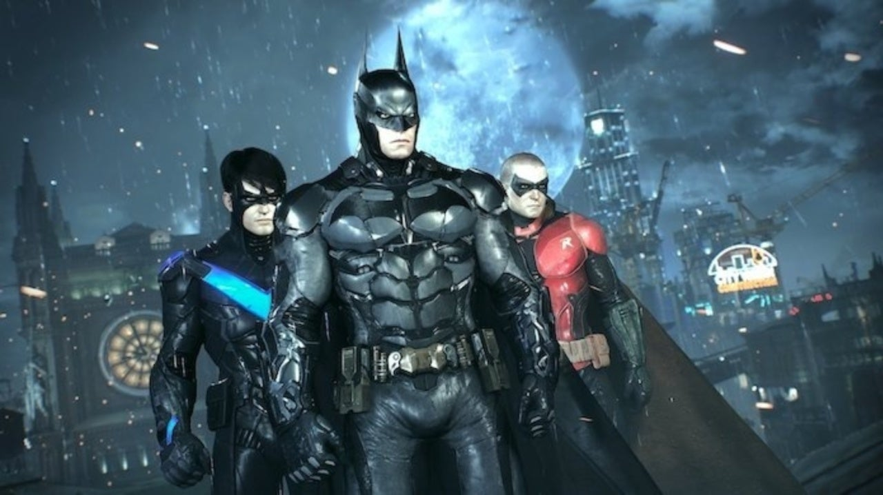 New Batman Game Reportedly Lets You Play as Entire Batman Family