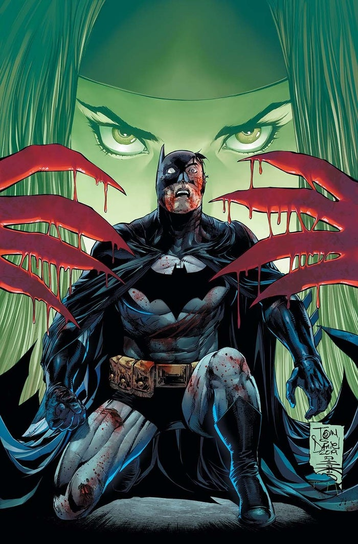 Batman 87 (2020) Cover Art