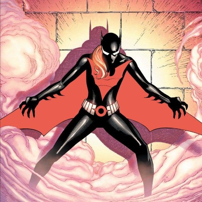 Batman Beyond 37 Batwoman Beyond