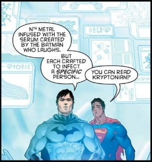 batman kryptonian