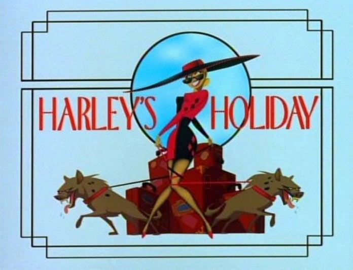 Batman The Animated Series Harley's Holiday