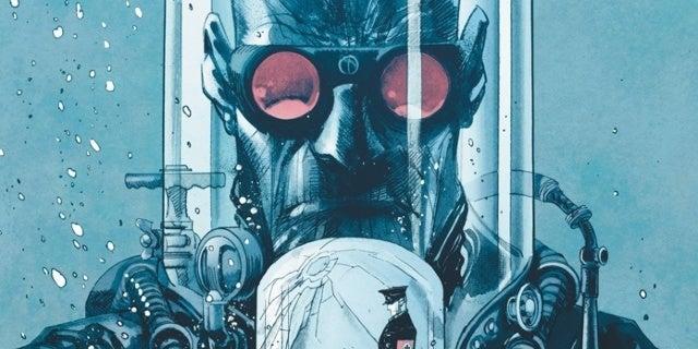 DC Reveals First Look at Batman: White Knight Presents Von Freeze One-Shot
