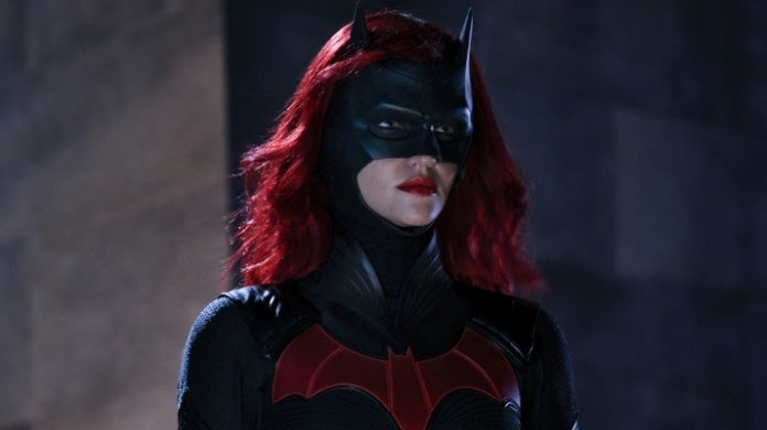 batwoman down down down photos