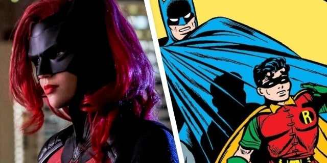 "Batwoman Name-Drops Robin in ""The Rabbit Hole"""