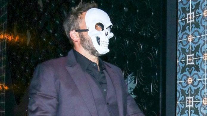 Ben Affleck Halloween Drunk