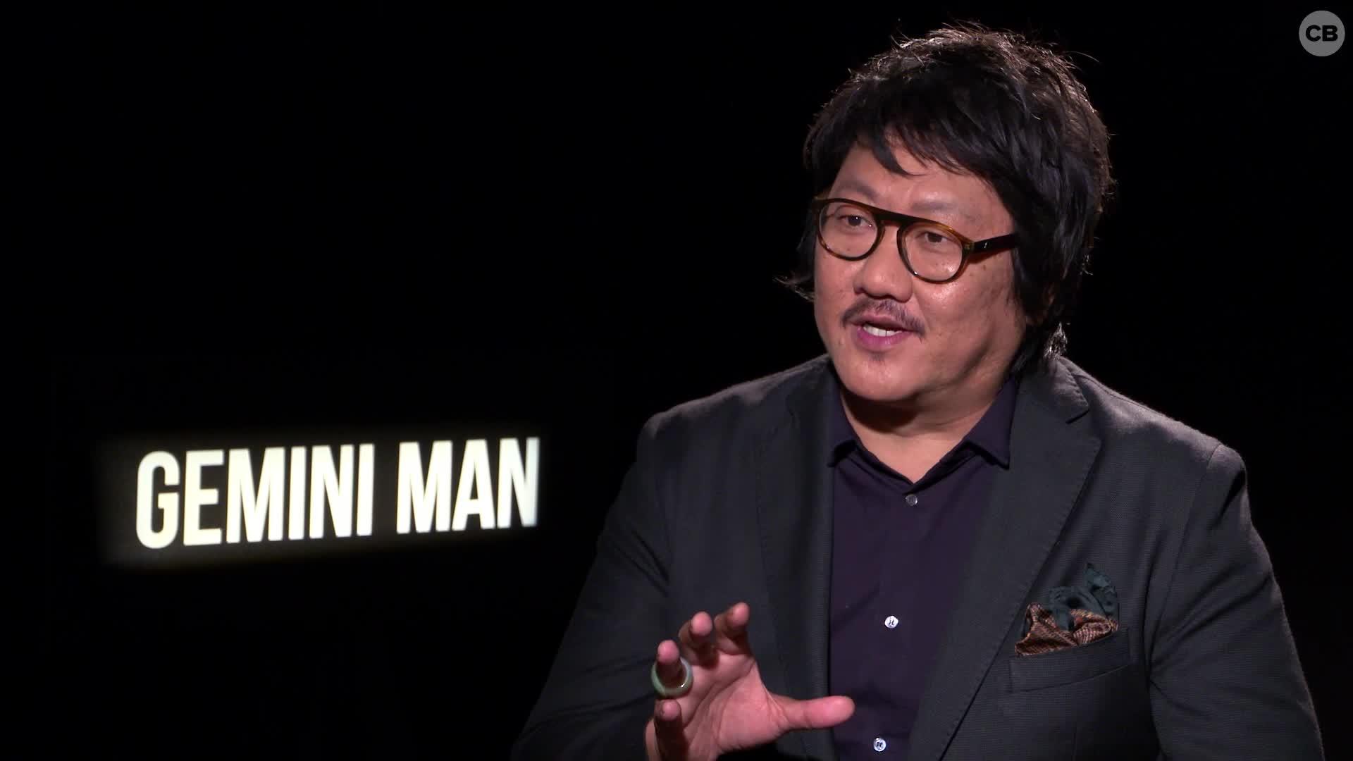 Benedict Wong Talks Gemini Man - Exclusive Interview screen capture