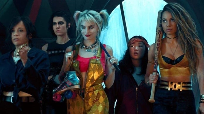 birds of prey official photo